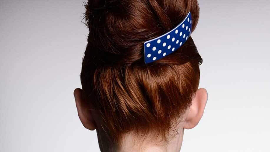 Kosmart blue hair accessory