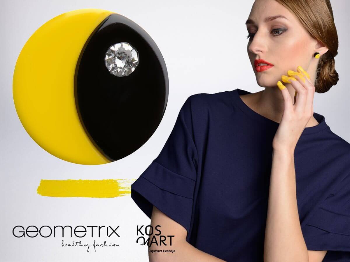Kosmart healthy fashion earrings